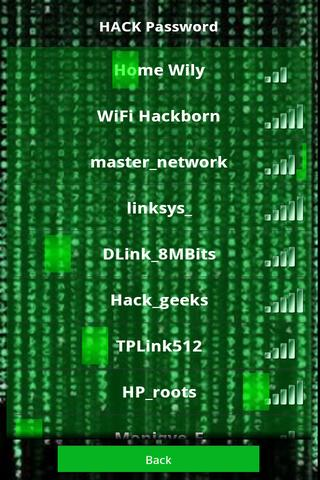 WiFi Hacker PRANK - screenshot