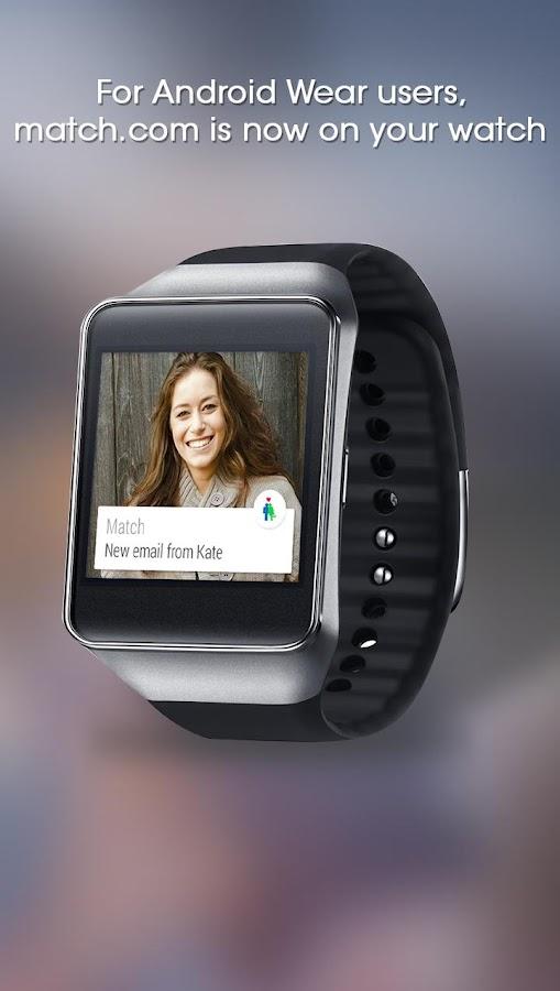 Match.com dating app