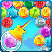 Bubble Crush Shooter