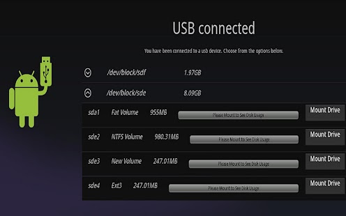 USB Mass Storage Watcher OTG - screenshot thumbnail