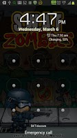 Screenshot of SWAT and Zombies Wallpaper