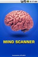 Screenshot of Mind Scanner