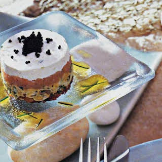 Caviar Parfaits.