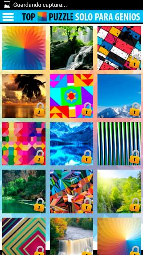 天才のトップパズル