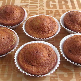 Chocolate Orange Muffins.