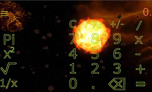 Space Calculator