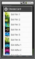 Screenshot of My Salam Card:Eid/Raya/Ramadan