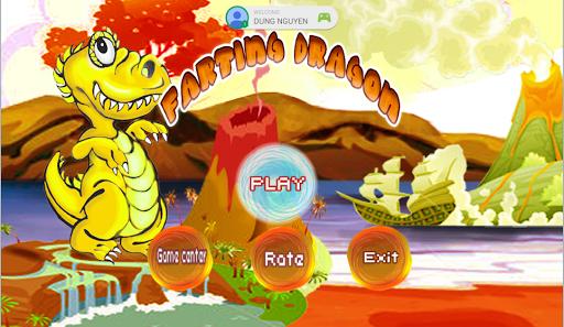 Farting Dragon
