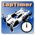 Vibration lap timer icon