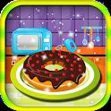 Decoration Game-Melting Donut icon