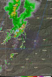 PYKL3 Radar (USA NEXRAD/TDWR) Screenshot 12