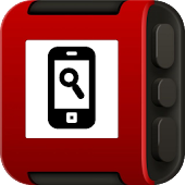 Phone  Pebble finder