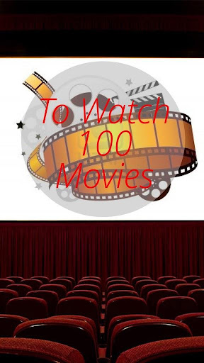 100 Movies to Watch