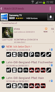 Watch GEOFriends 4 Geocaching- screenshot thumbnail