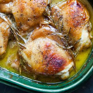 Honey Mustard Chicken.