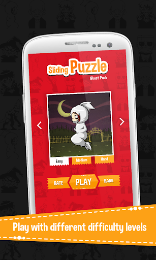 Sliding Puzzle Ghost Pack