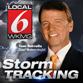 WKMG Local 6 Storm Tracking