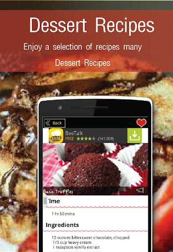 玩免費生活APP|下載デザート・レシピ!無料 app不用錢|硬是要APP