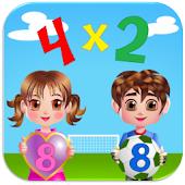 Kid's Multiplication Table