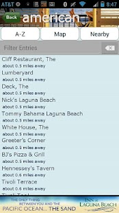 Visit Laguna Beach Travel Info - screenshot thumbnail