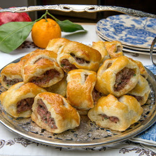 Boxing Day Sausage Rolls