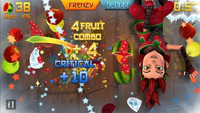 Fruit Ninja Screenshot 44