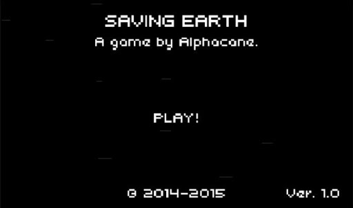 【免費街機App】Saving Earth-APP點子