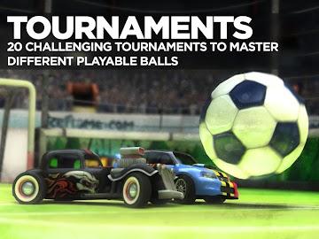SoccerRally World Championship Screenshot 9