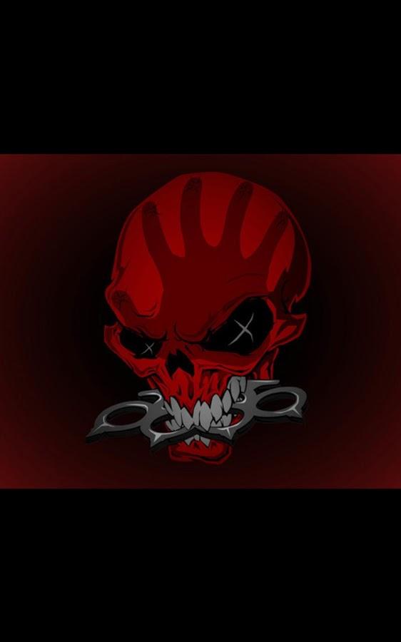 punk skull hd screenshot - photo #22