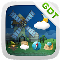 Gfarm GO Super Theme icon