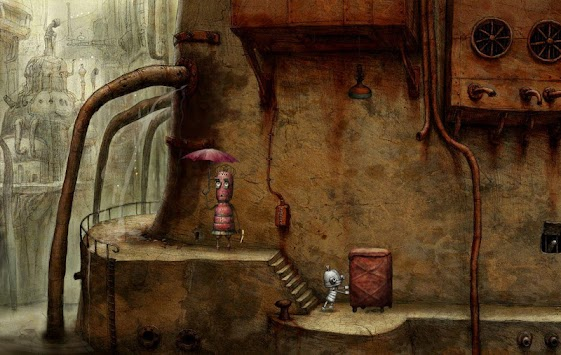 Machinarium APK screenshot thumbnail 20