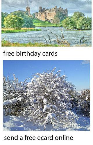 Free Birthday Photocards