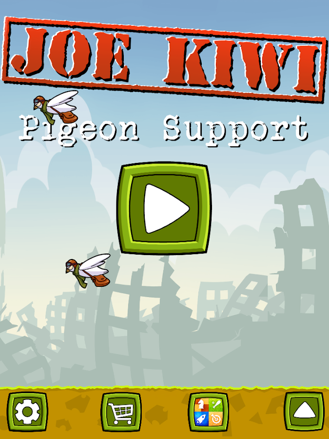 Joe Kiwi - screenshot
