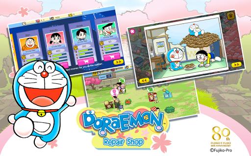 玩角色扮演App|哆啦A梦修理工场季节限定版免費|APP試玩