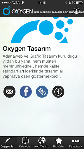 Oxygen Tasarım