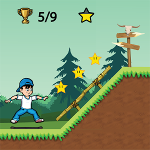 Skater Kid (Skater Boy) for PC and MAC