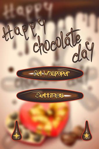 巧克力一天活壁紙