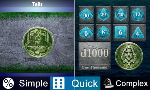 玩免費模擬APP|下載Miracle Dice Roller S.A. Free app不用錢|硬是要APP
