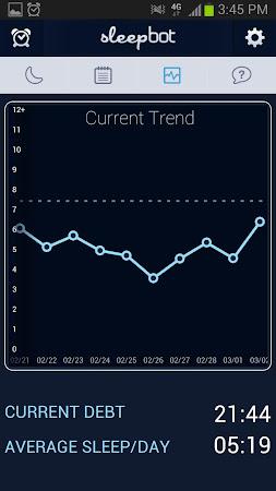 SleepBot - Sleep Cycle Alarm 3.2.8 screenshot 268013