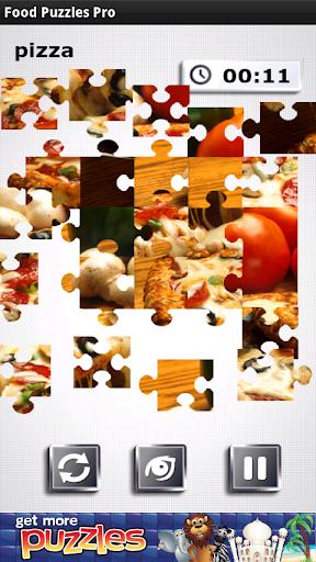 Food Puzzles Pro