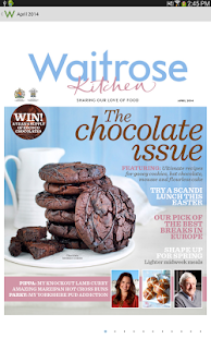 Waitrose Kitchen - screenshot thumbnail