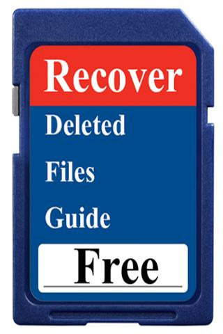 Restore Deleted Files Guide