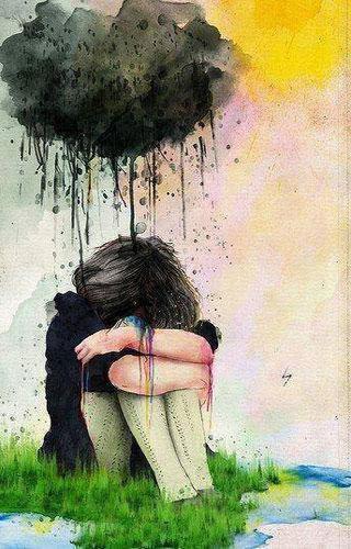 Imágenes tristes