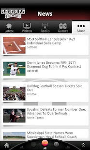 MSU Athletics: Free - screenshot thumbnail
