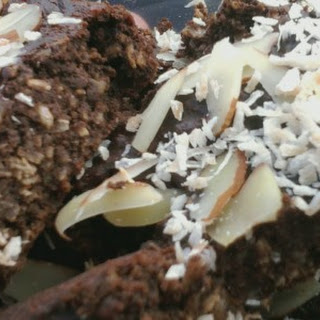 Coconut Chocolate Cake/Brownies