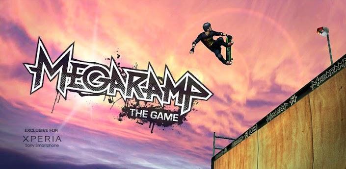 MegaRamp o jogo livre