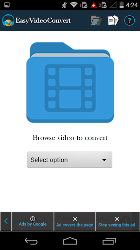 Easy video convert