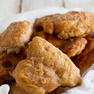 Georgia Peanut Fried Chicken