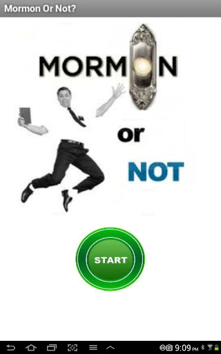 Mormon Or Not