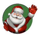 Texting With Santa logo